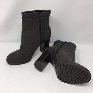 CHARCOAL LIVIA ANKLE BOOT